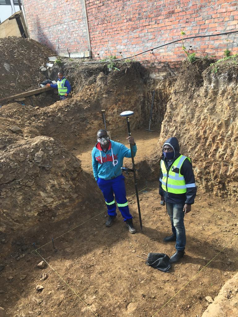 Thengu surveys topographic survey cape town